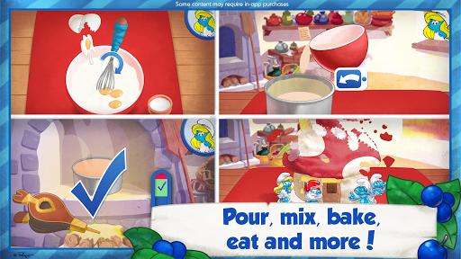 The Smurfs Bakery 1.7 de.gamequotes.net 2