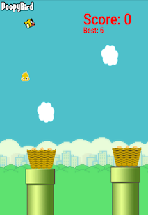 Poopy Bird screenshot