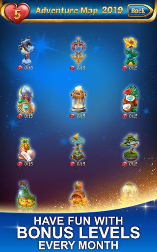 Lost Jewels - Match 3 Puzzle filehippodl screenshot 10