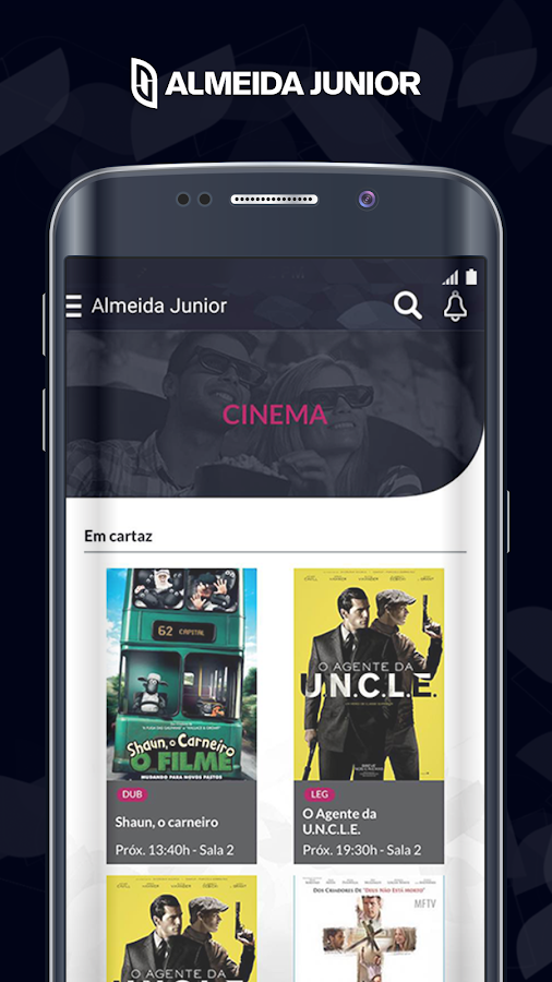 Almeida Junior- screenshot