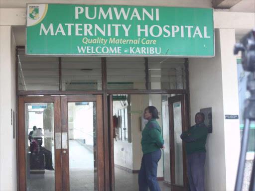 Pumwani Maternity Hospital.