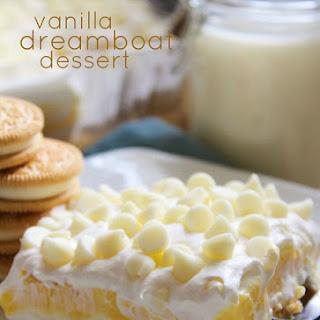 Vanilla Dreamboat Dessert