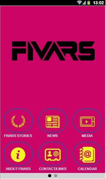 FIVARS VR Festival- screenshot