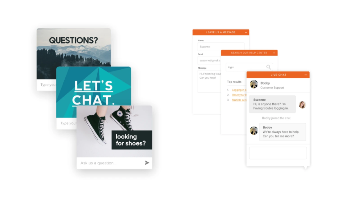 perfect Shopify live chat app