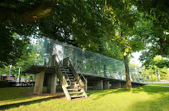 Photo: Tschumi Pavilion