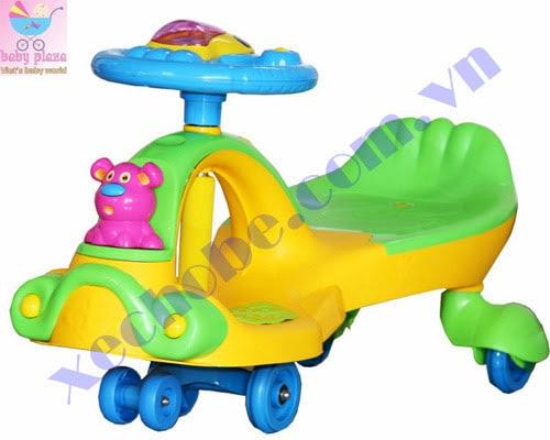 Xe lắc trẻ em XL 3388 2
