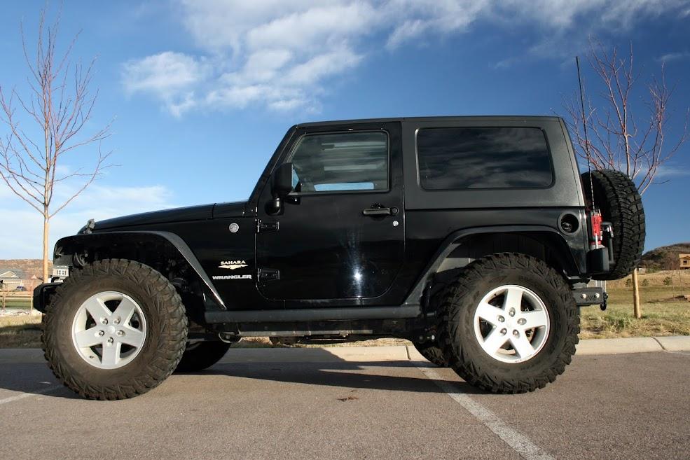 jeep jk 2 5 metal cloak 35s autos post