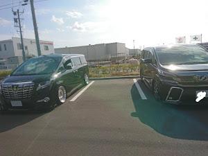 ヴェルファイア AGH30W Z-G  editionのサスペンションのカスタム事例画像 マコさんの2018年11月11日19:39の投稿