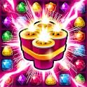 Jewels Crush 2019 - new Puzzle Matching Adventure icon