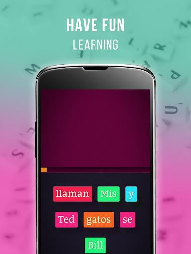 Learn Spanish - Frase Master 1.3 screenshots 4