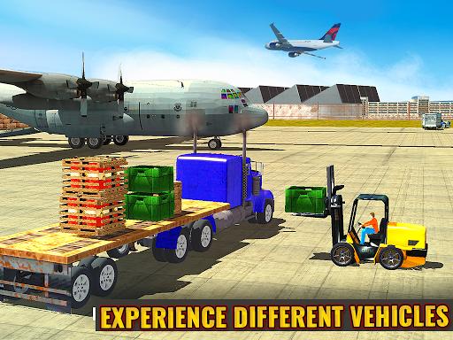 Airplane Pilot Car Transporter Games 3.0.9 screenshots 17