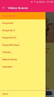Videos de Dragon Ball - náhled
