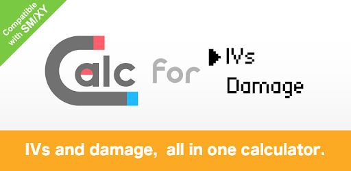 IVs & Damage Calculator - Apps on Google Play