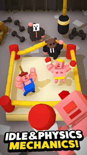 Idle Boxing - Idle Clicker Tycoon Game mod apk 0.24 screenshots 1