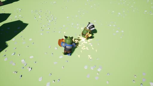 Code Triche Pocket Warriors mod apk screenshots 1