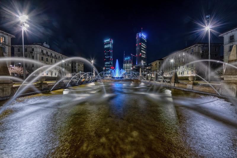 Una notte insolita a Milano di Alan_Gallo
