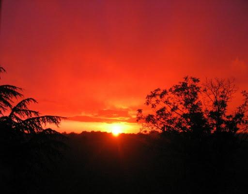 Rosso di sera... di mattaea