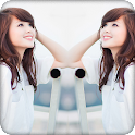 Mirror Photo Effect icon