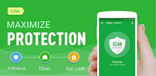 MAX Security Lite - Antivirus, Virus Cleaner - Revenue & Download