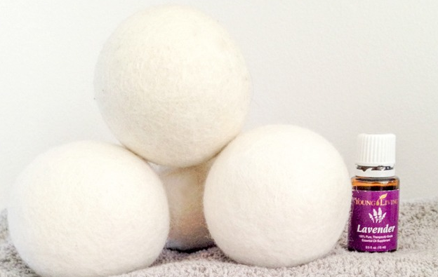 Use of Dryer Balls
