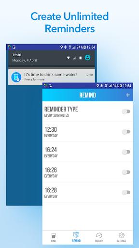 Water Reminder screenshot 4