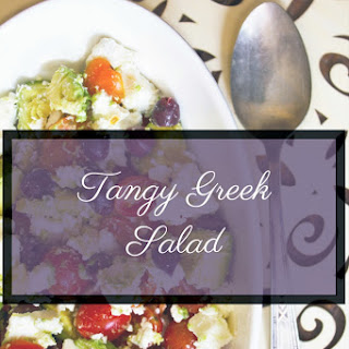 Tangy Greek Salad