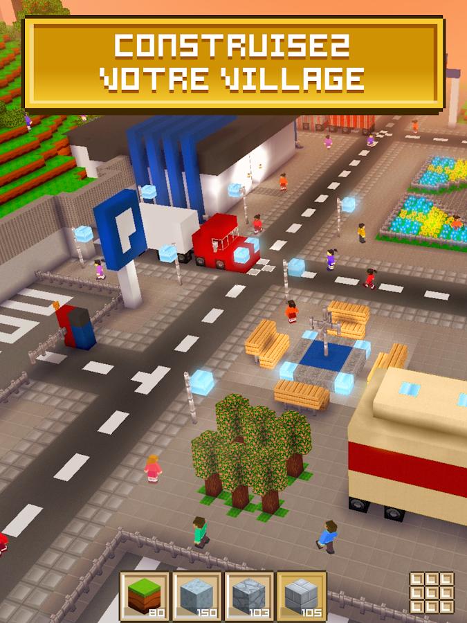 Block craft 3d jeux gratuit de construction for Block craft play for free
