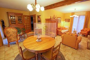 Maison 4 pièces 107,56 m2