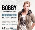 Bobby van Jaarsveld : Hillcrest Quarry