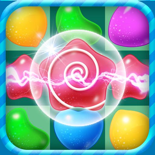 翻滾糖果碎碎 休閒 App LOGO-硬是要APP