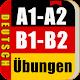 Learn German A1-A2-B1-B2 Free (app)