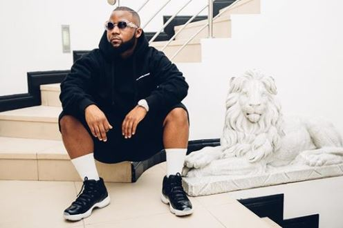 Rapper Cassper Nyovest says #FillUp belongs to him and to use it you must pay.