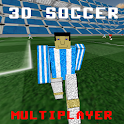 3D Soccer icon