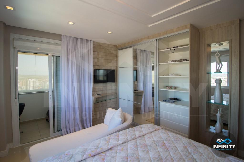 Cobertura com 4 dormitórios - Centro, Torres
