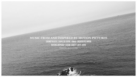 MUSIC FOR MOTION PICTURES
