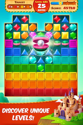 Jewel Empire : Quest & Match 3 Puzzle 3.1.13 screenshots 3