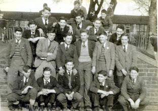 Photo: A Motley Crew 1947 - 48