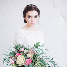 Wedding photographer Evgeniya Kushnova (weddyNova). Photo of 16.02.2016