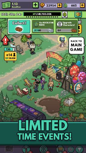 Bud Farm: Idle Tycoon - Build Your Weed Farm apkdebit screenshots 3