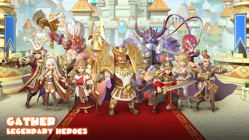 Dream Raiders: Empires screenshot 6