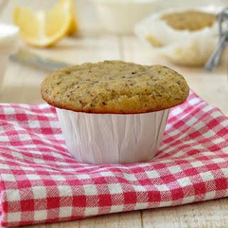 Gluten Free Lemon Olive Oil Muffins