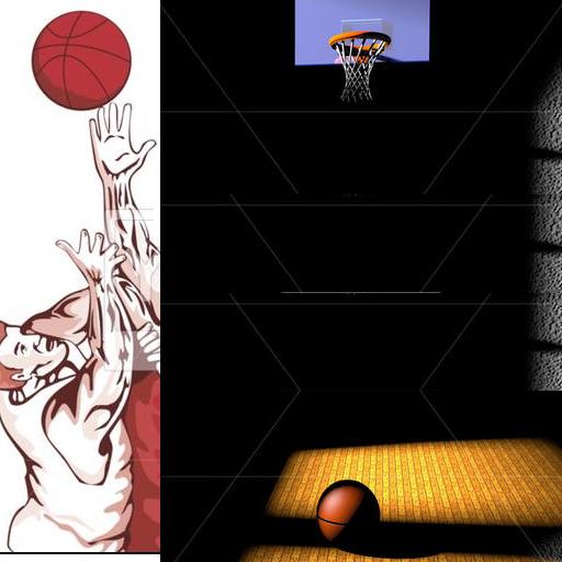 Real basketball madness