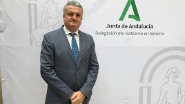 Juan de la Cruz Belmonte, delegado de Salud.