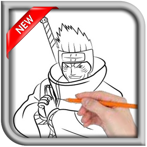 Learn To Draw Naruto