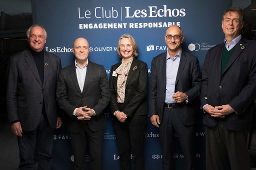 Club Les Echos Engagement Responsable avec Paul Polman - Oliver Wyman