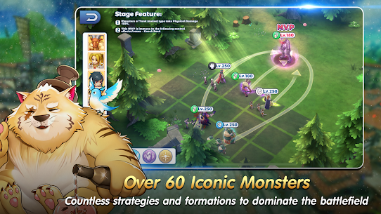 Ragnarok Tactics MOD APK [High Damage + Defense] 4