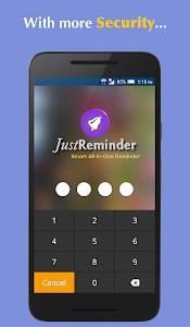 Just Reminder v2.1.9 (Premium)