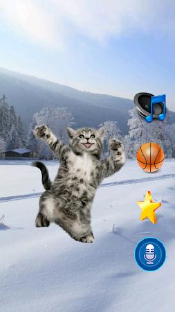 Dancing Talking Cat 1.2 screenshot 243071