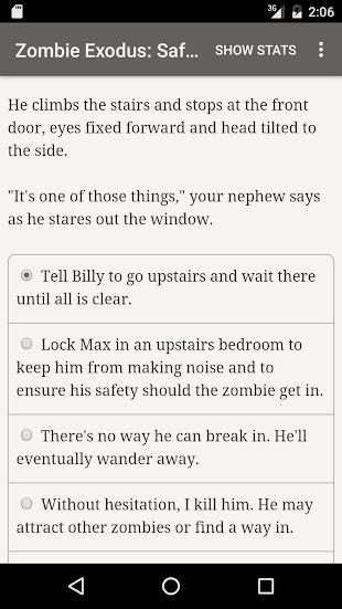 Zombie Exodus: Safe Haven- screenshot thumbnail
