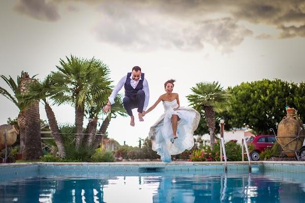 Fotografo di matrimoni Michele D Angelo (micheledangelo). Foto del 26.09.2016